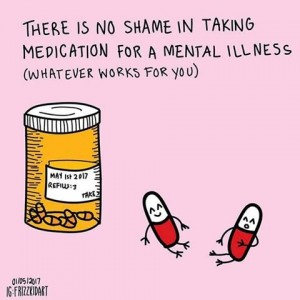 anti-depressants no shame